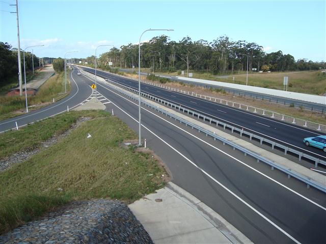 Bruce Highway Cooroy-Curra – Section A