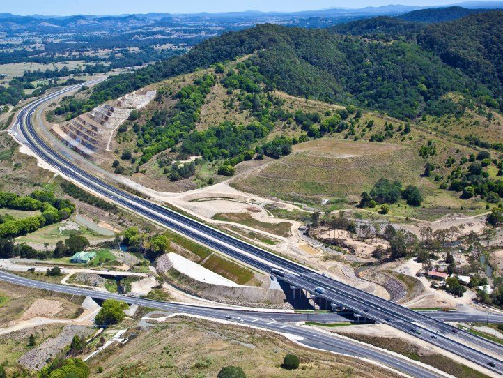 Bruce Highway Cooroy-Curra – Section C