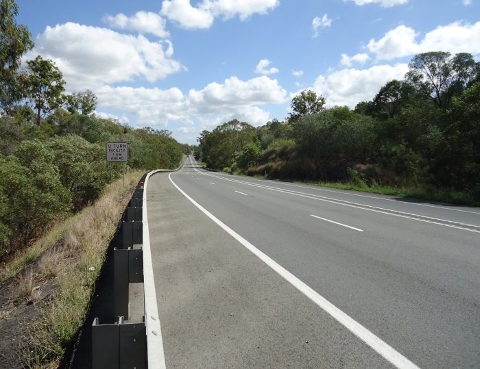 Bruce Highway Safety Works, Isaac LGA to Alligator Creek