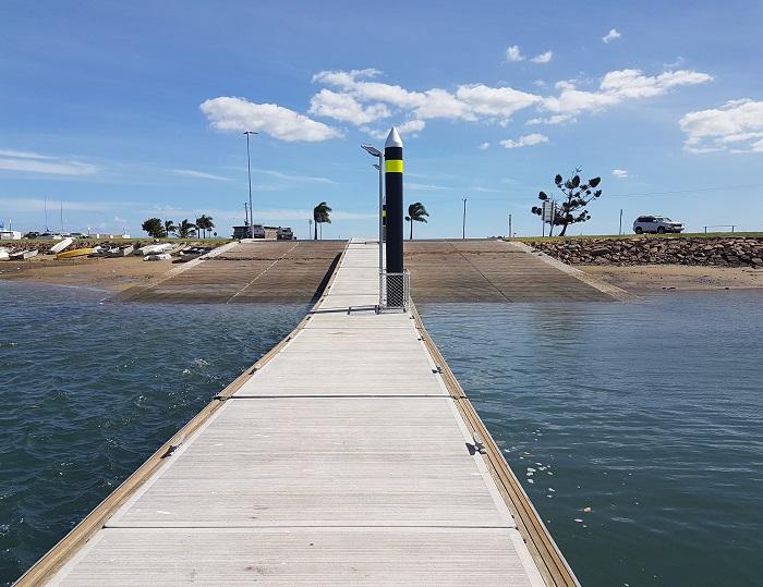 Starboard Drive Boat Ramp, Bowen
