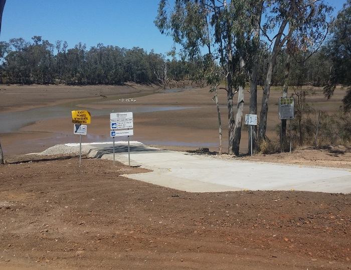 Glebe Weir Boat Ramp Upgrade, Spring Creek