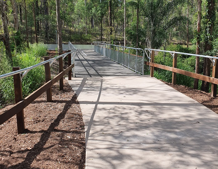 Samford Road Shared Pathway & Bikeway Bridge – Ferny Hills