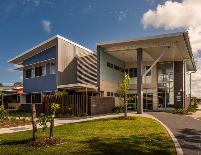Pacific Lutheran College – Stage 9, Administration Building