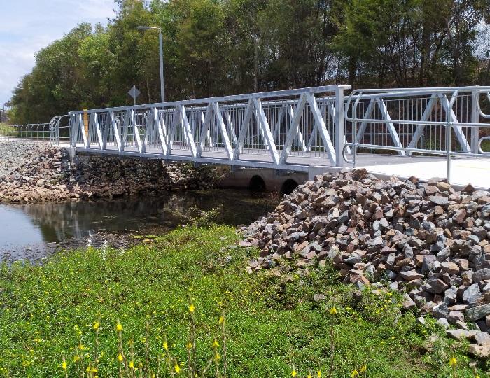 Mango Hill – Halpine Lake Pathway and Pedestrian Bridge & Placemaking – Detailed Design