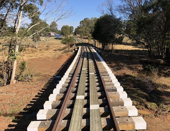 Mary Valley Rattler Railway Restoration
