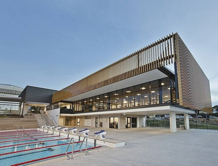 Griffith University Aquatic Centre & Gym, Gold Coast