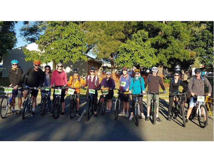 2019 Somerset Rail Trail Ride